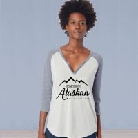 Home Grown Alaskan 3/4 Sleeve Vintage Tshirt