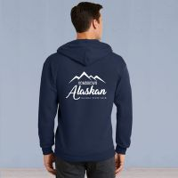 Home Grown Alaskan Full Zip Hooded Sweater