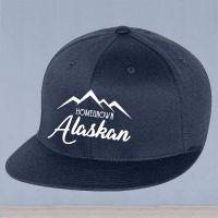 Flexfit Pro Flatbill Baseball Hat - Homegrown Alaskan